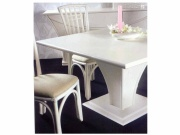 Table Carrée Milan Fixe -